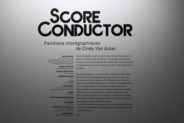 Score Conductor